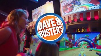 Dave and Buster's TV Spot, 'Eat + Unlimited Play Deal' - Thumbnail 1