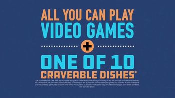 Dave and Buster's TV Spot, 'Eat + Unlimited Play Deal' - Thumbnail 4