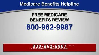 Medicare Benefits Helpline TV Spot, 'Additional Medicare Benefits' - Thumbnail 1