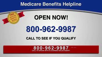 Medicare Benefits Helpline TV Spot, 'Additional Medicare Benefits' - Thumbnail 2