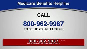 Medicare Benefits Helpline TV Spot, 'Additional Medicare Benefits' - Thumbnail 3