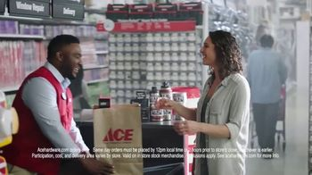 ACE Hardware TV Spot, 'Same Day: In-Store or Delivery' - Thumbnail 5