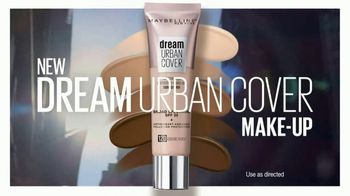 Maybelline New York Dream Urban Cover TV Spot, 'Flawless Skin Defense' - Thumbnail 9