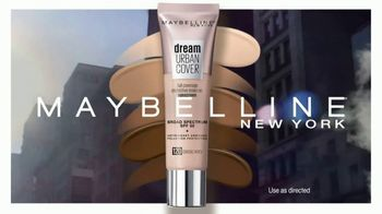 Maybelline New York Dream Urban Cover TV Spot, 'Flawless Skin Defense' - Thumbnail 4