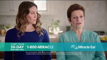 Miracle-Ear TV Spot, 'Over 70 Years: Free Trial' - Thumbnail 4