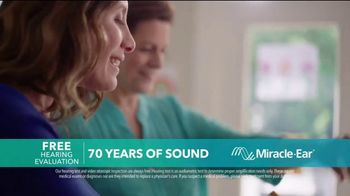 Miracle-Ear TV Spot, 'Over 70 Years: Free Trial' - Thumbnail 7