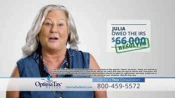 Optima Tax Relief TV Spot, 'Put Tax Debt to Rest' - Thumbnail 4
