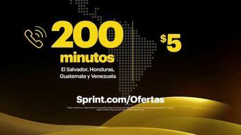 Sprint Unlimited TV Spot, 'Sprint te ofrece llamadas ilimitadas también por $5 dólares al mes' [Spanish] - Thumbnail 6