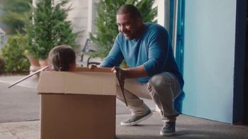 Clif Kid ZBar TV Spot, 'Imagination Needs Fuel: Box'