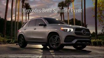 Mercedes-Benz Summer Event TV Spot, 'Soft Blue' [T2] - 10 commercial airings