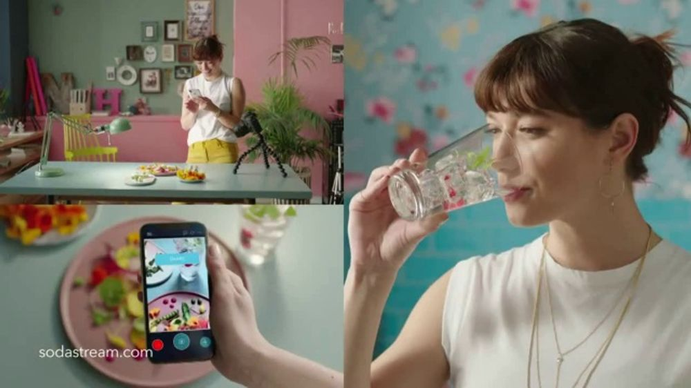 Sodastream Tv Commercial Sparkle Your Day Ispot Tv