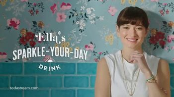 SodaStream TV Spot, 'Sparkle Your Day' - Thumbnail 1