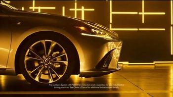 Lexus Golden Opportunity Sales Event TV Spot, 'Safety' [T2]