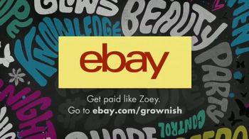 eBay TV Spot, 'Grown-ish: The Kon-Zoey Method' Feat. Yara Shahidi, Song by Charles Stephens III - Thumbnail 10