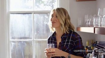 California Closets TV Spot, 'Erin's Pantry Story: Pantry Transformation'
