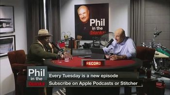 Phil in the Blanks TV Spot, 'Cedric the Entertainer' - 5 commercial airings
