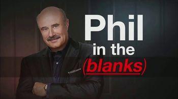 Phil in the Blanks TV Spot, 'Cedric the Entertainer' - Thumbnail 7