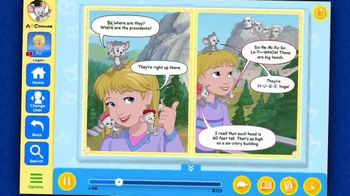 ABCmouse.com TV Spot, 'Logan and School' - Thumbnail 5