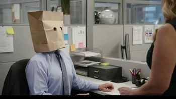 AARP Fraud Watch Network TV Spot, 'Bag Head' Featuring Kenny Mayne, Linda Cohn - Thumbnail 3