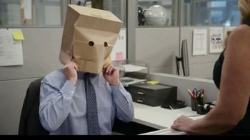 AARP Fraud Watch Network TV Spot, 'Bag Head' Featuring Kenny Mayne, Linda Cohn - Thumbnail 6
