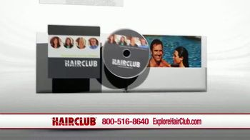 Hair Club TV Spot, 'Harsh Reality' - Thumbnail 4