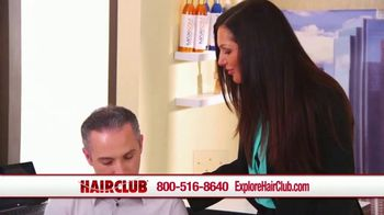 Hair Club TV Spot, 'Harsh Reality' - Thumbnail 7