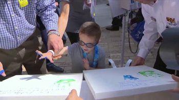 Hyundai Hope on Wheels TV Spot, 'Joe DiMaggio Children's Hospital' - Thumbnail 2