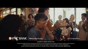 PNC Bank Virtual Wallet for Digital Banking TV Spot, 'Peace of Mind'