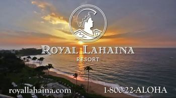 Royal Lahaina Resort TV Spot, 'Activities' - Thumbnail 8