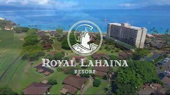 Royal Lahaina Resort TV Spot, 'Activities' - Thumbnail 2