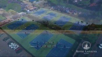 Royal Lahaina Resort TV Spot, 'Activities'