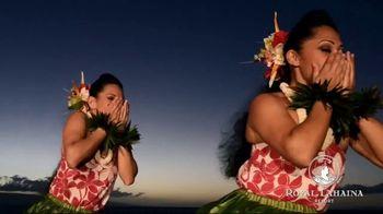 Royal Lahaina Resort TV Spot, 'Activities' - Thumbnail 6