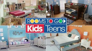 Rooms to Go Kids and Teens TV Spot, 'What You Really Really Want' - Thumbnail 9