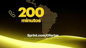Sprint Unlimited TV Spot, 'Ahora en Sprint te damos 200 minutos para llamar a Latinoamérica' [Spanish] - Thumbnail 1