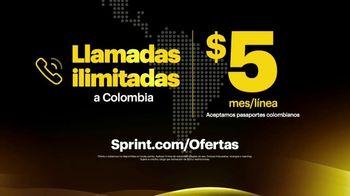Sprint Unlimited TV Spot, 'Ahora en Sprint te damos 200 minutos para llamar a Latinoamérica' [Spanish] - Thumbnail 3