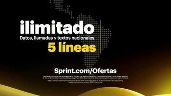 Sprint Unlimited TV Spot, 'Ahora en Sprint te damos 200 minutos para llamar a Latinoamérica' [Spanish] - Thumbnail 4