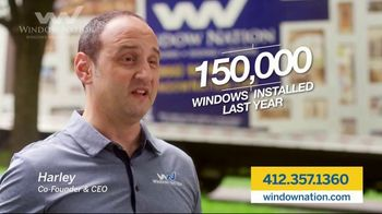 Window Nation TV Spot, 'BOGO for Two Years'