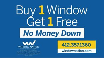 Window Nation TV Spot, 'BOGO for Two Years' - Thumbnail 9