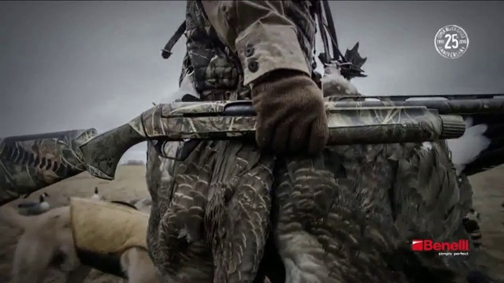 Benelli Super Black Eagle II TV Commercial, '25 Years'