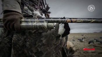 Benelli Super Black Eagle II TV Spot, '25 Years' - Thumbnail 1