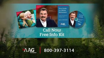 American Advisors Group Reverse Mortgage Loan TV Spot, 'Reverse Your Thinking' Featuring Tom Selleck - Thumbnail 3