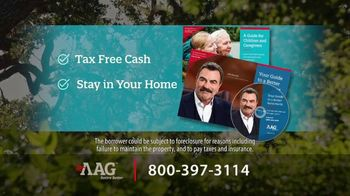 American Advisors Group Reverse Mortgage Loan TV Spot, 'Reverse Your Thinking' Featuring Tom Selleck - Thumbnail 5