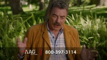 American Advisors Group Reverse Mortgage Loan TV Spot, 'Reverse Your Thinking' Featuring Tom Selleck - Thumbnail 6