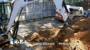 Mr. Rooter Plumbing TV Spot, 'Sewer Line Repair' - Thumbnail 1