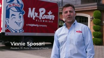 Mr. Rooter Plumbing TV Spot, 'Sewer Line Repair'