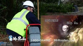 Mr. Rooter Plumbing TV Spot, 'Sewer Line Repair' - Thumbnail 4