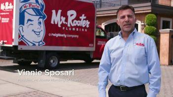 Mr. Rooter Plumbing TV Spot, 'Sewer Line Repair' - Thumbnail 7
