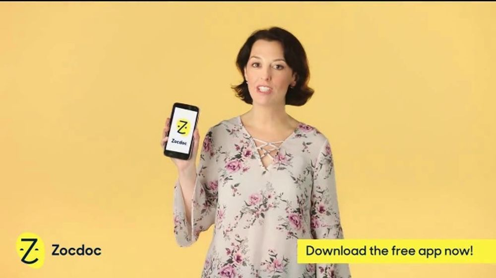 Zocdoc TV Commercial, 'Finding a Doctor Made Easy' - Video