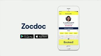 Zocdoc TV Spot, 'Finding a Doctor Made Easy' - Thumbnail 10