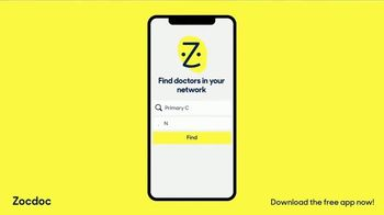 Zocdoc TV Spot, 'Finding a Doctor Made Easy' - Thumbnail 4